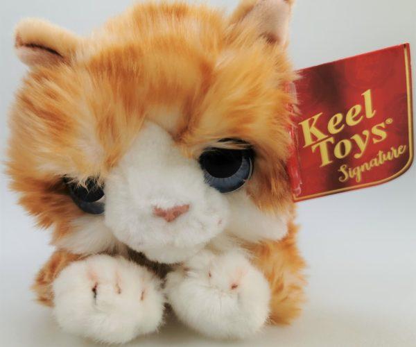 Katt, Oransje – Keel Toys