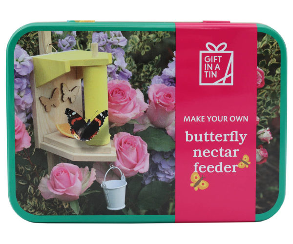 Gift In A Tin Butterfly Nectar
