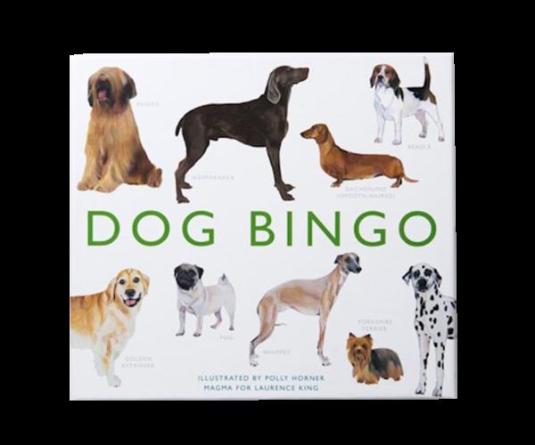 Hunde Bingo