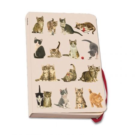 Skrivebok A5 – Katt
