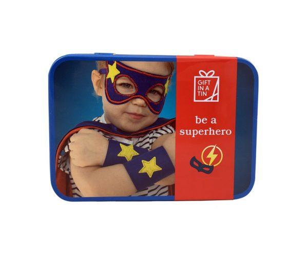 Aktivitetsett – Superhelter