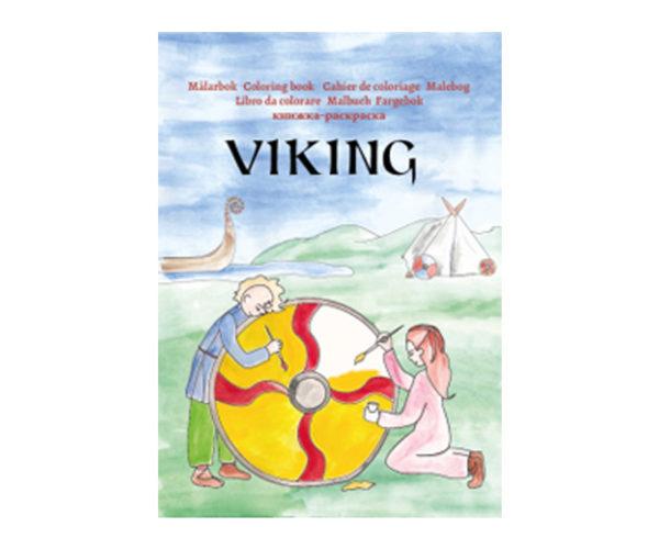 Viking-malebok