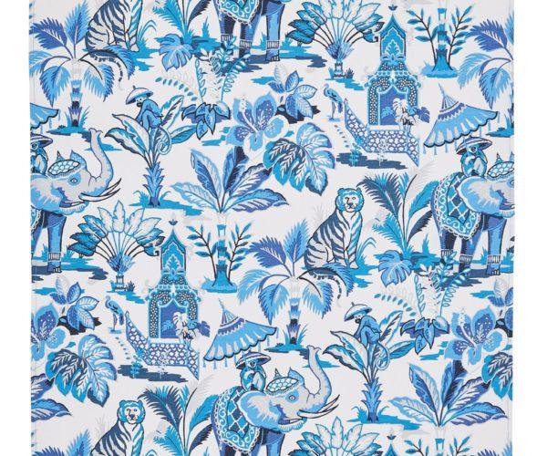 Kjøkkenhåndkle – India Blue