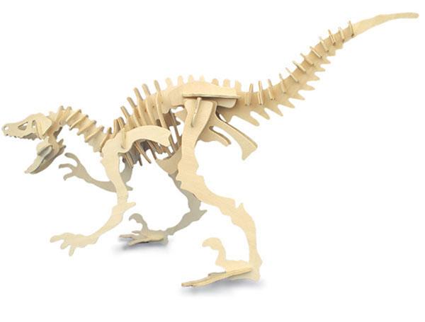 Byggesett I Tre -Velociraptor XL