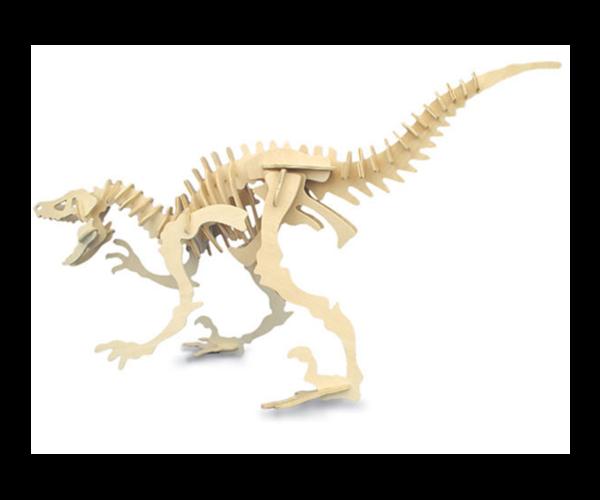 Byggesett I Tre – Velociraptor