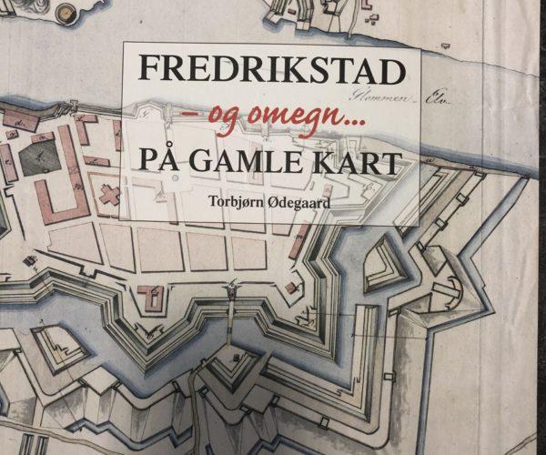 Fredrikstad Og Omegn På Gamle Kart