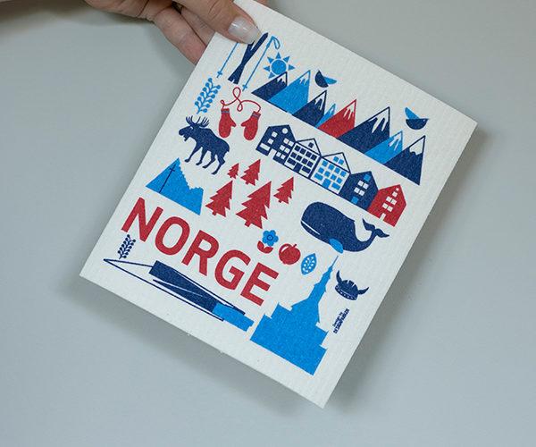 Kjøkkenklut Norge