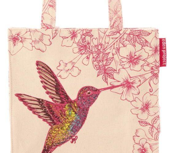 Stoff Veske – Kolibri