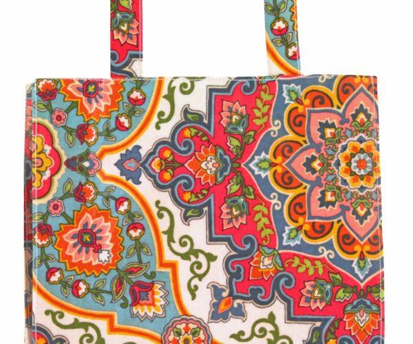 PVC Bag – Marokkanske Fliser