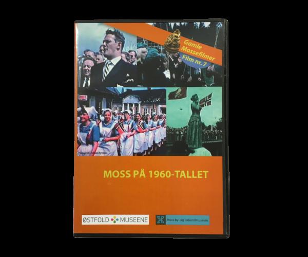 DVD: Moss På 1960-tallet