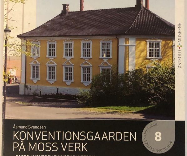 Konventionsgaarden På Moss Verk