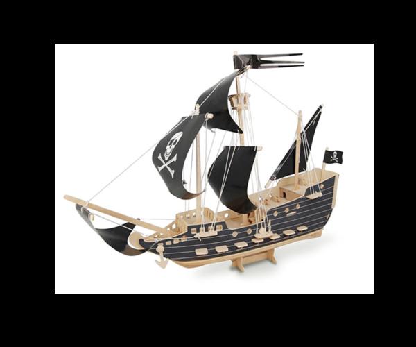 Byggesett I Tre – Piratskip