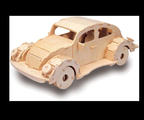 Byggesett I Tre – VW Beetle