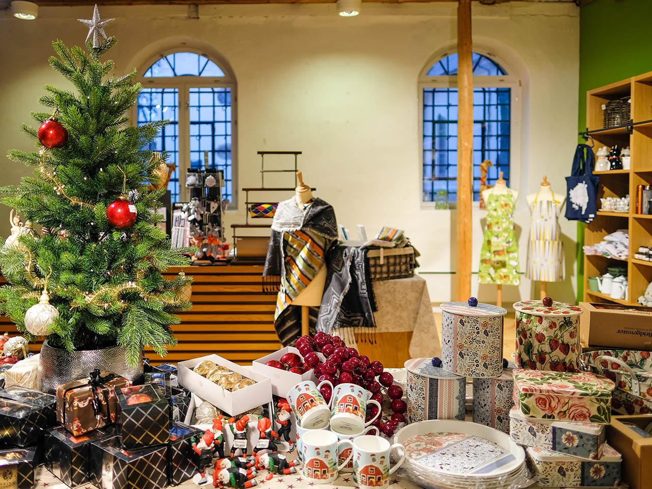 Østfoldmuseene julebutikk
