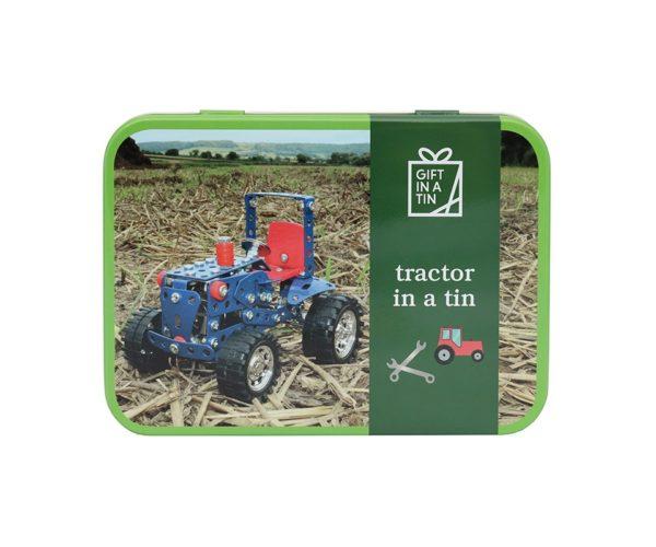Byggesett Traktor