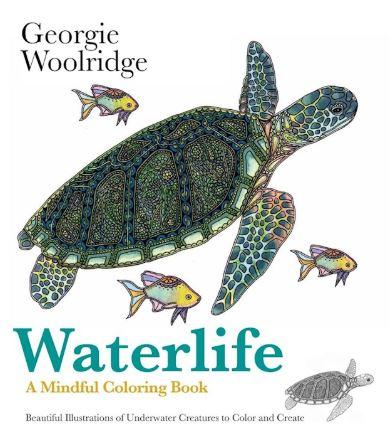 Waterlife Fargeleggingsbok