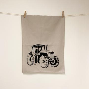 Kjøkkenhåndkle – Traktor