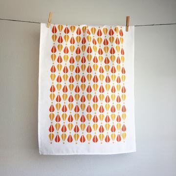 Kjøkkenhåndkle – Retro
