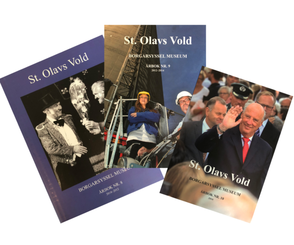 St. Olavs Vold – årbok Nr. 8, 9 Og 10