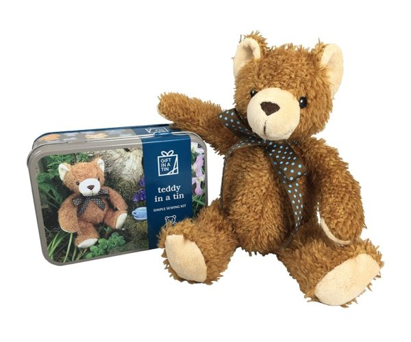 Gift In A Tin – Teddybjørn