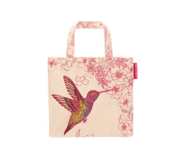 Stoff Bag/veske – Kolibri